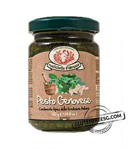 Rustichella Pesto Alla Genovese