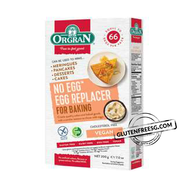 Orgran Natural Egg Replacer
