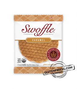 Swoffle Original Caramel Gluten Free 33g