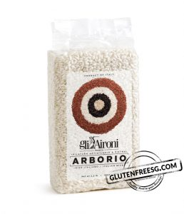 gliAironi Arborio Italian Rice