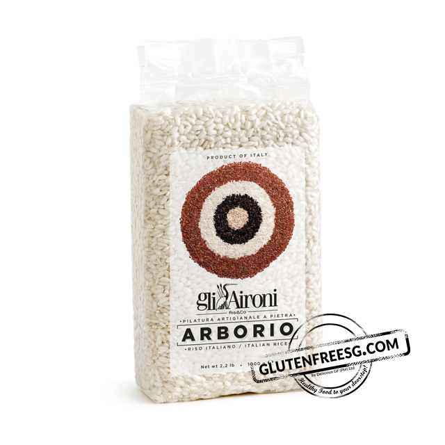 Gli Arbori Italian Wholegrain Rice 1kg
