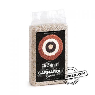 gliAironi Carnaroli Smoked Italian Rice 1kg