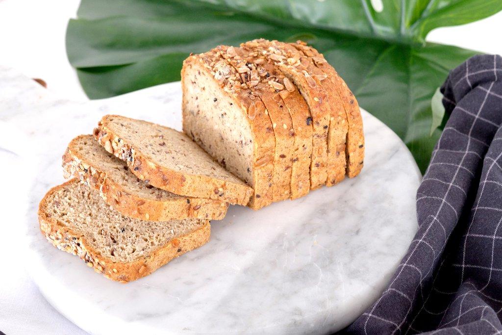 Gluten Free Sourdough 7 Seeds