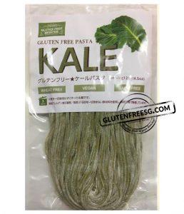 Japanese Gluten Free Pasta Kale