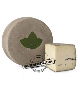 Valsana Sottocenere Cheese With Truffle