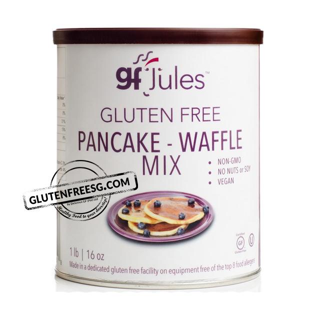 Gluten Free Pancake & Waffle Mix