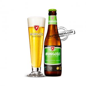 Mongozo Premium Pilsener Beer