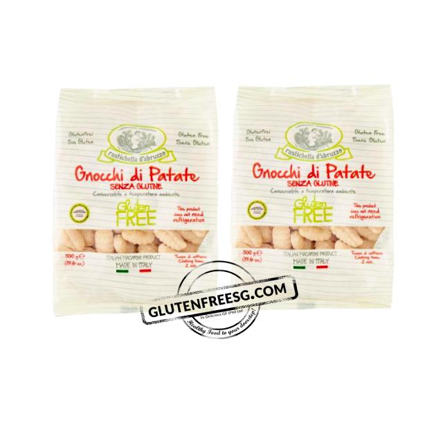 Rustichella Gluten Free Gnocchi