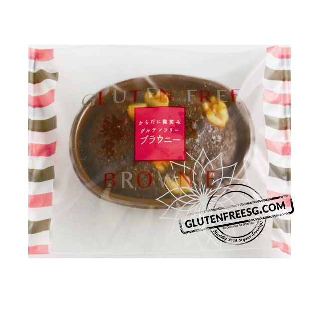 Japanese Gluten Free Chocolate Brownie