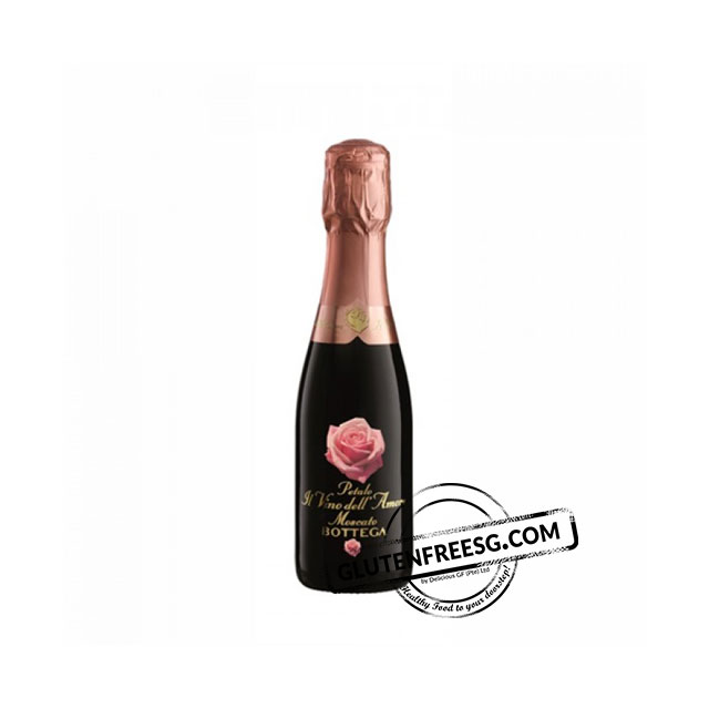 Bottega Prosecco Petalo Amore Mini 200ml