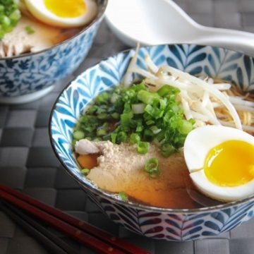 Easy Japanese Ramen Noodles
