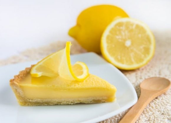Classic French Lemon Tart