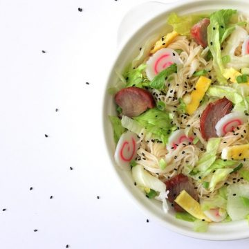 Hawaiian Somen Salad