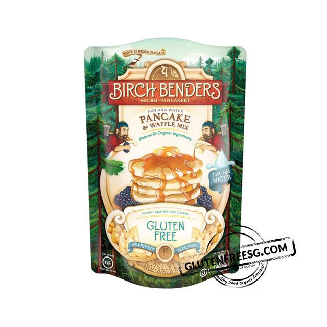 Gluten Free Pancake & Waffle