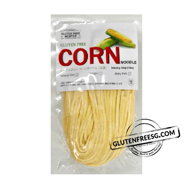 Japanese Corn Noodle