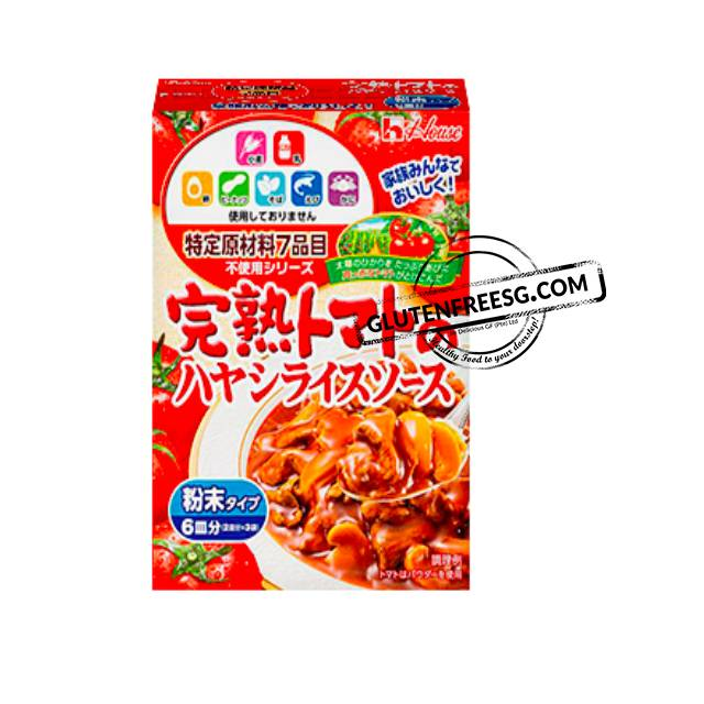 House Ripe Tomato Hayashi Stew
