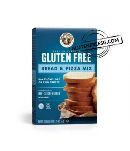 Gluten Free Bread & Pizza Mix