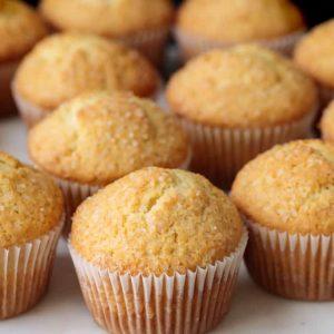 Easy Gluten Free Muffins