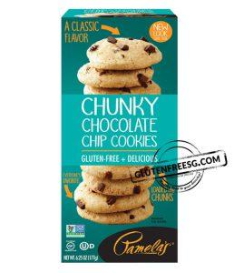 Chunky Chocolate Chip cookies