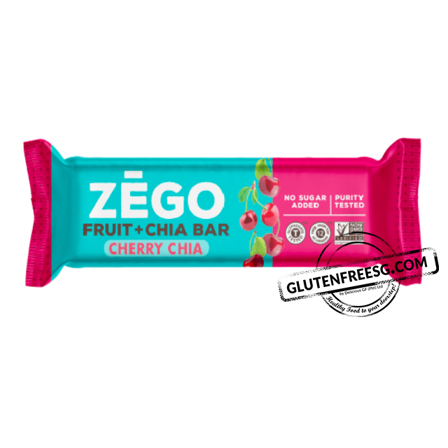 ZEGO Fruit & Chia Bar Cherry