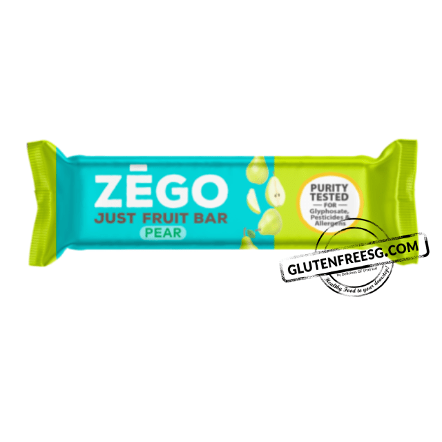 ZEGO Just Fruit Bar Pear
