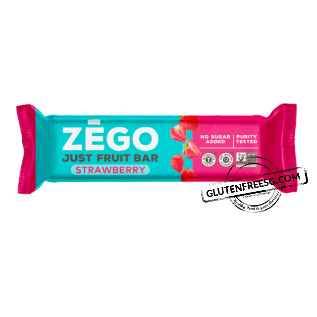ZEGO Just Fruit Bar Strawberry