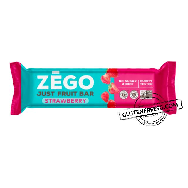 ZEGO Just Fruit Bar Strawberry