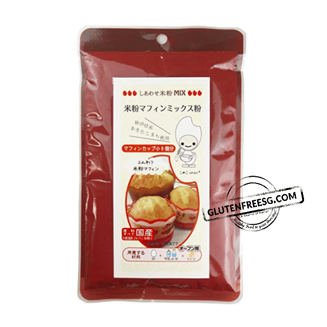 MamaPan Japanese Muffin Mix