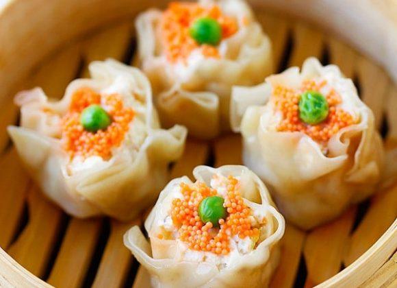 Cantonese Chicken Shumai