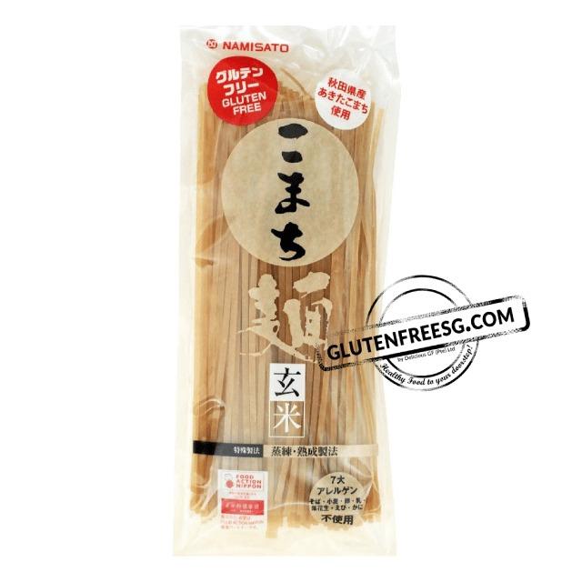 Namisato Komachi Brown Rice Ramen