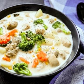 Japanese Allergen Free Creamy Stew