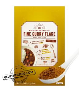 Japanese Namisato Curry Flake 120g