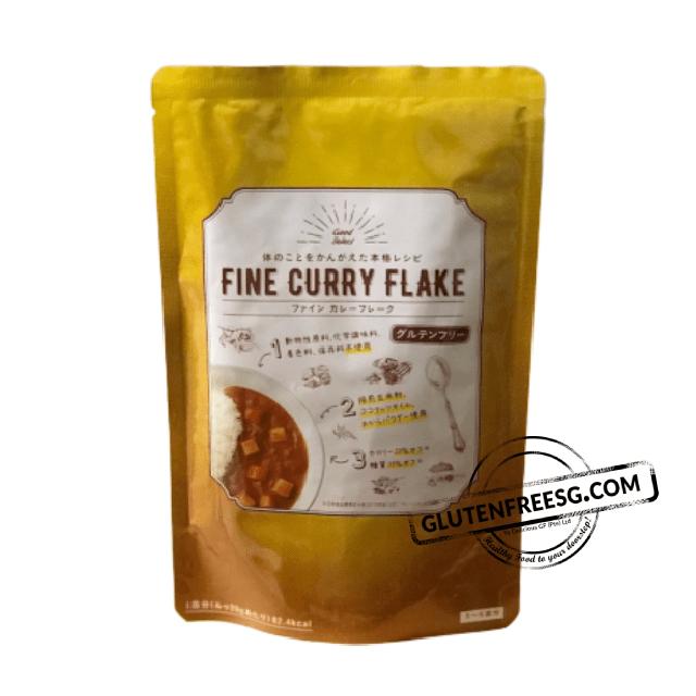 Japanese Namisato Curry Flake