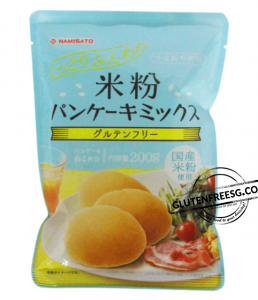 Japanese Namisato Original Pancake Mix
