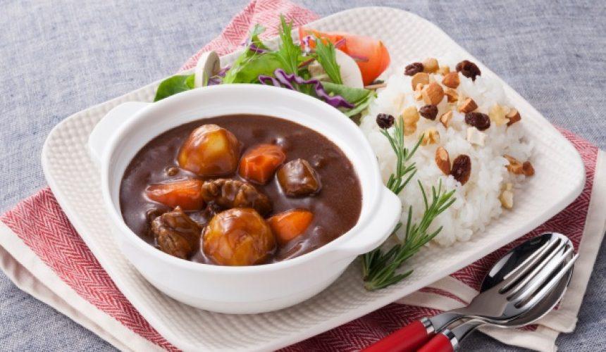 Japanese Allergen Free Hayashi Stew