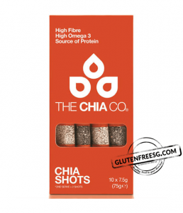 The Chia Co. Black & White Chia Shots