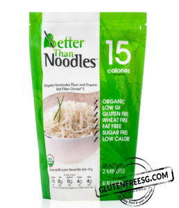 Better Than Noodles™ 385g (15 Calories per serving)