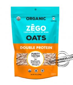 Zego Double Protein Oats