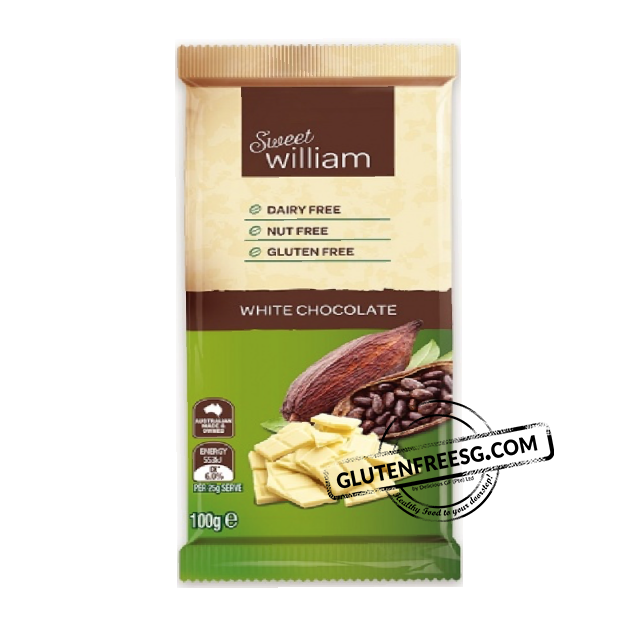 Sweet William White Chocolate