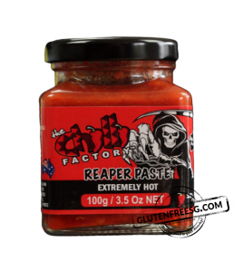 The Chili Factory Reaper Chilli Paste
