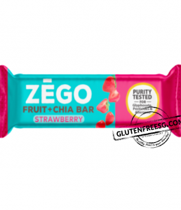 ZEGO Fruit & Chia Bar Strawberry
