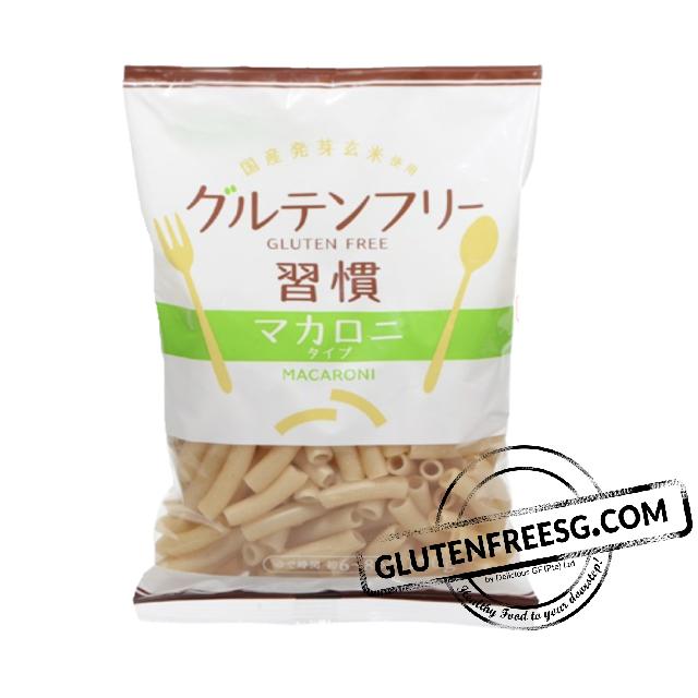Japanese Gluten Free Macaroni