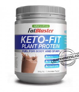 FatBlaster Keto-Fit Protein Shake Chocolate 300g