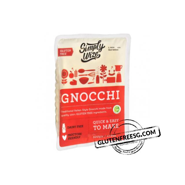 Simply Wize Gluten Free Gnocchi