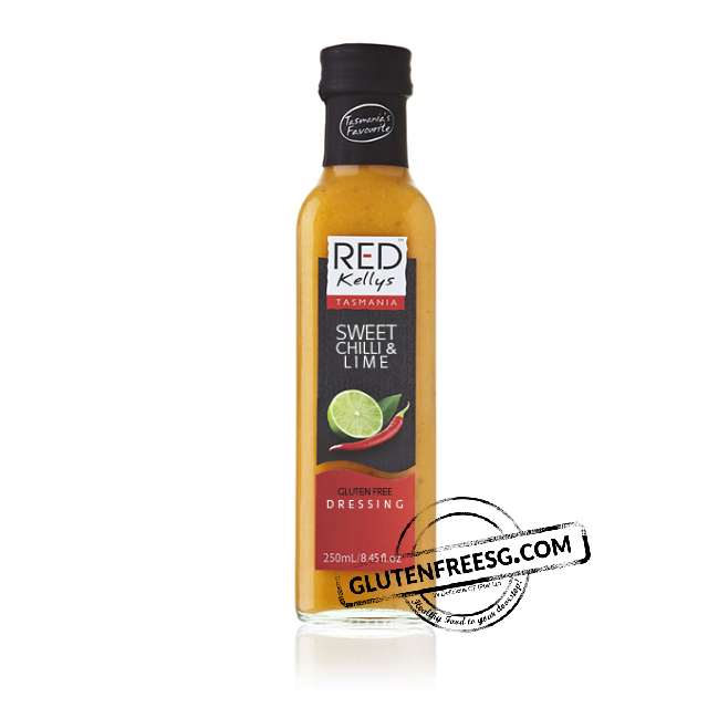 Red Kellys Tasmania Chilli & Lime Dressing 250ml