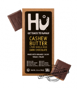 HU Cashew Butter Vanilla Bean Dark Chocolate
