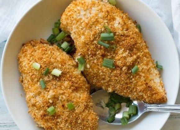Gluten Free Baked Oregano Chicken