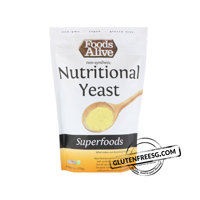 Foods Alive Nutritional Yeast 170g