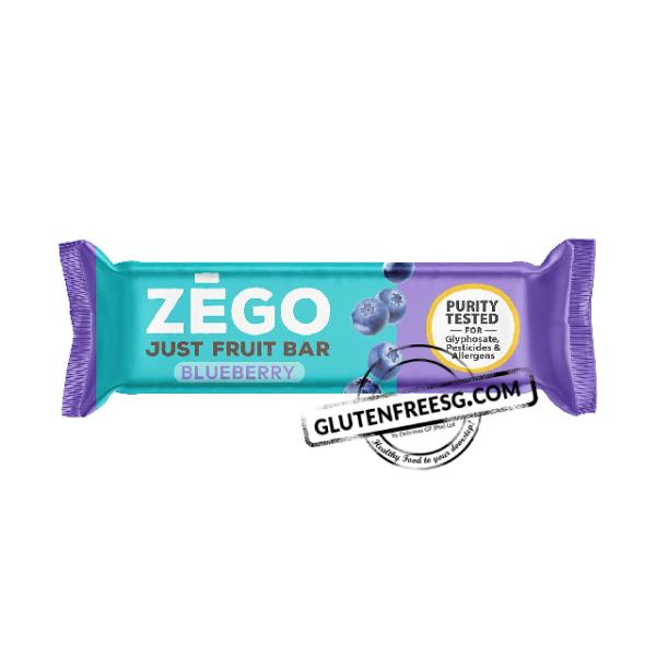 ZEGO Just Fruit Bar Blueberry
