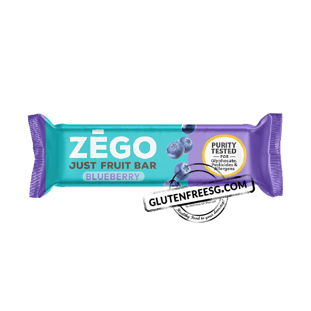 ZEGO Just Fruit Bar Blueberry